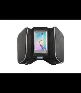 Sac Roswheel à double cadre avec poche pour téléphone