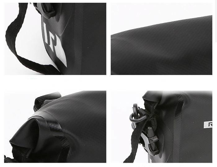 Roswheel sac de guidon dry