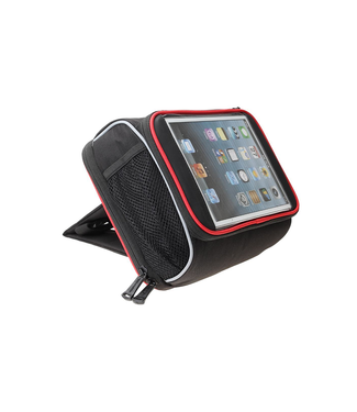 Roswheel handlebar bag with compartment for iPad Mini or tablet