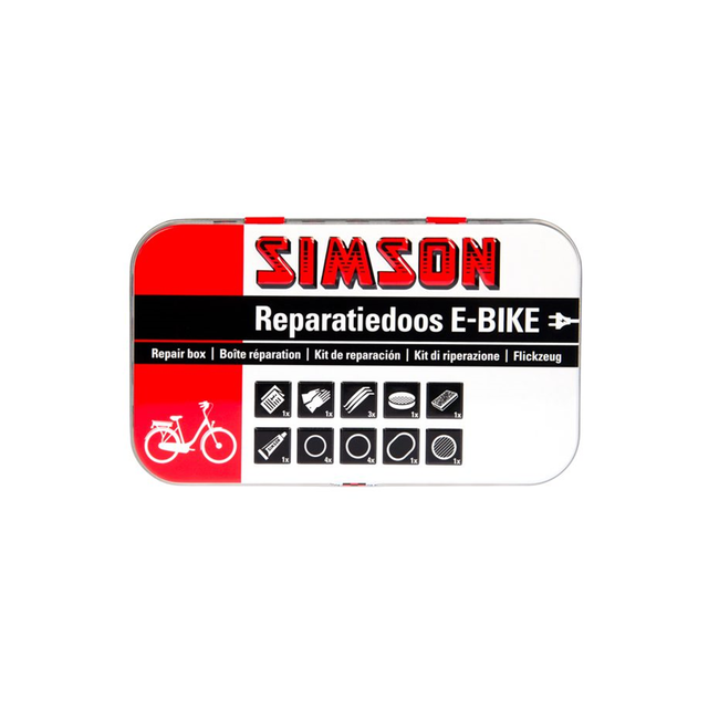 Repair box E-Bike