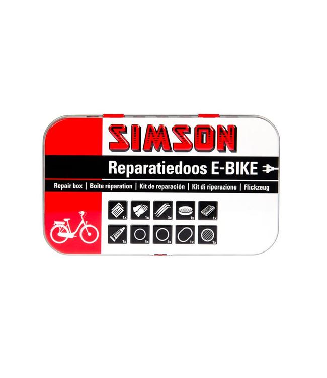 Reparatiedoos E-Bike