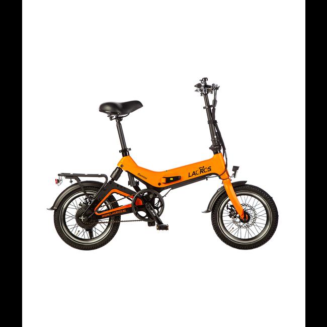 Elektrisches Faltrad Lacros Gemini G200 - Matt Orange