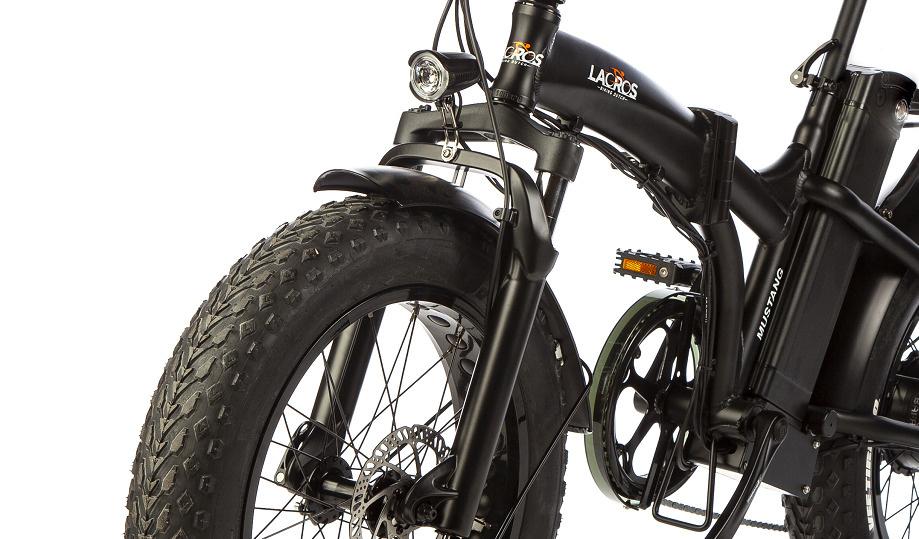 electric folding bike