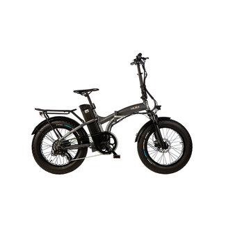 Mustang M500 S4 Fat Bike Gris Mat