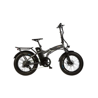 Mustang M250 Fat Bike Gris Mat