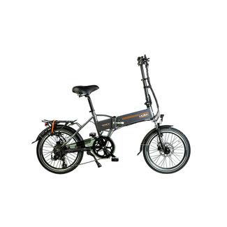 Trotter T200 - Gris Mat modèle d'action