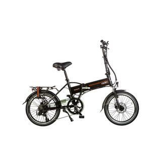 Trotter T200 – Matt Black Action model