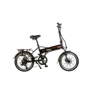Trotter T200 - Noir Mat modèle d'action