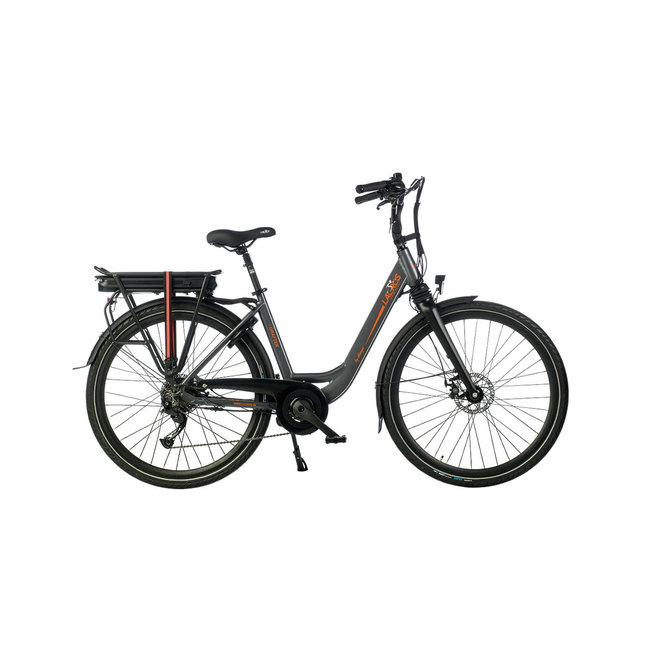 Elektrische fiets Lacros Drafter - Matgrijs