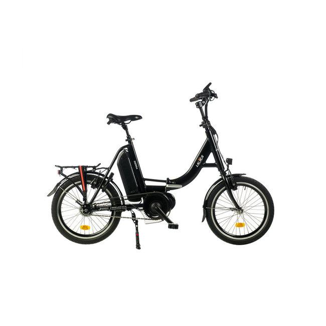 Electric folding bike Lacros Sierra - Matt Black