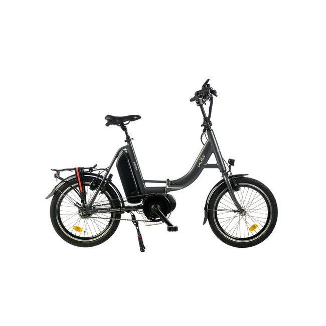 Electric folding bike Lacros Sierra - Matt Gray