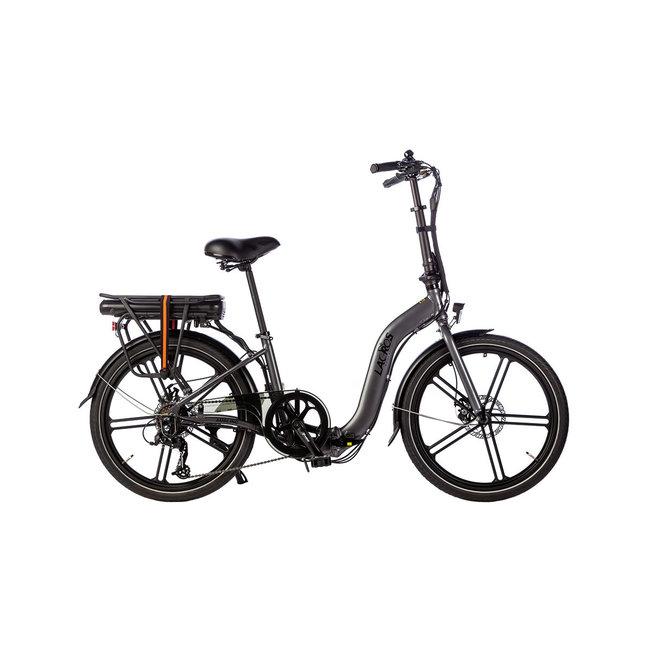 Electric folding bike Lacros Ambling A400XL - Matt Gray
