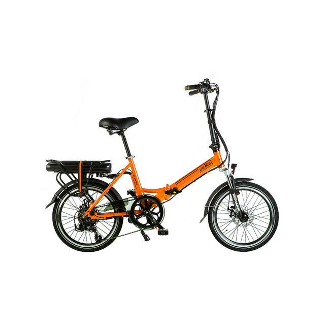 Elektrisches Faltrad Lacros Scamper S200 - Matt Orange