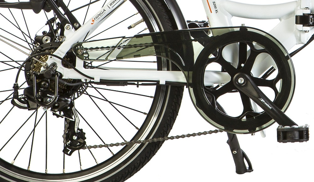 electric oflding bike