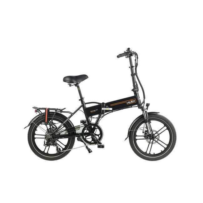 Elektrisches Faltrad Trotter T400 - Matt Schwarz