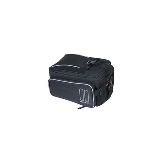 Basil Sport Top Bag 7-15 Liter schwarz ohne Adapter Mik