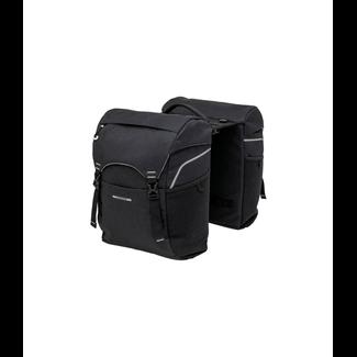 New Looxs Sports Doppelfahrradtasche 32L schwarz ohne Adapter MIK