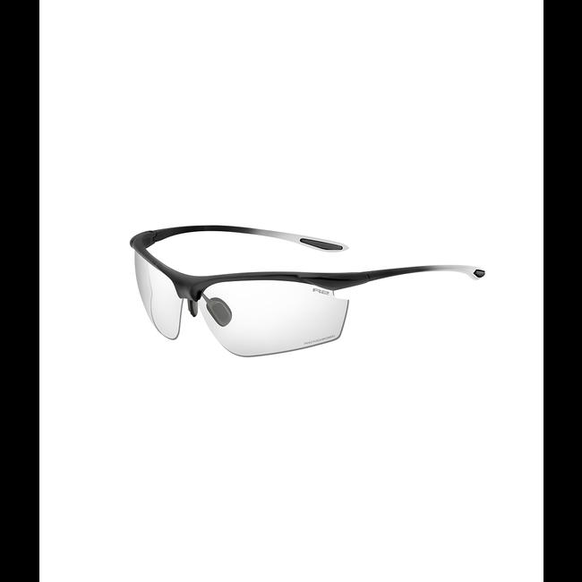 R2 Peak Sport sunglasses black/white