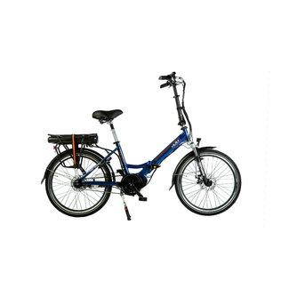 Lacros Scamper S600 XL - Matt Blau mittelmotor