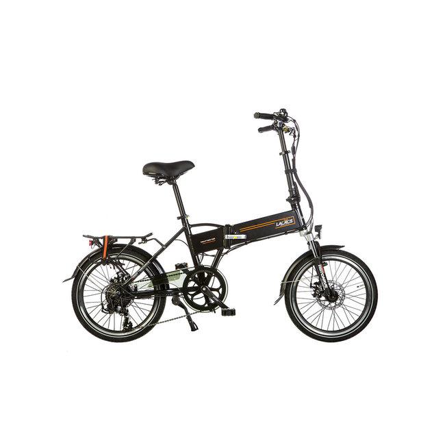 Electric folding bike Lacros Trotter T200 - Matt Black