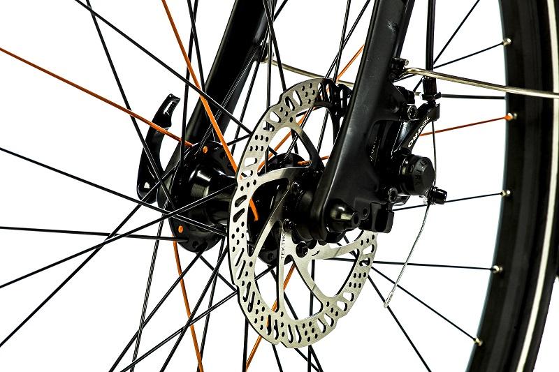elektrisches Fahrrad