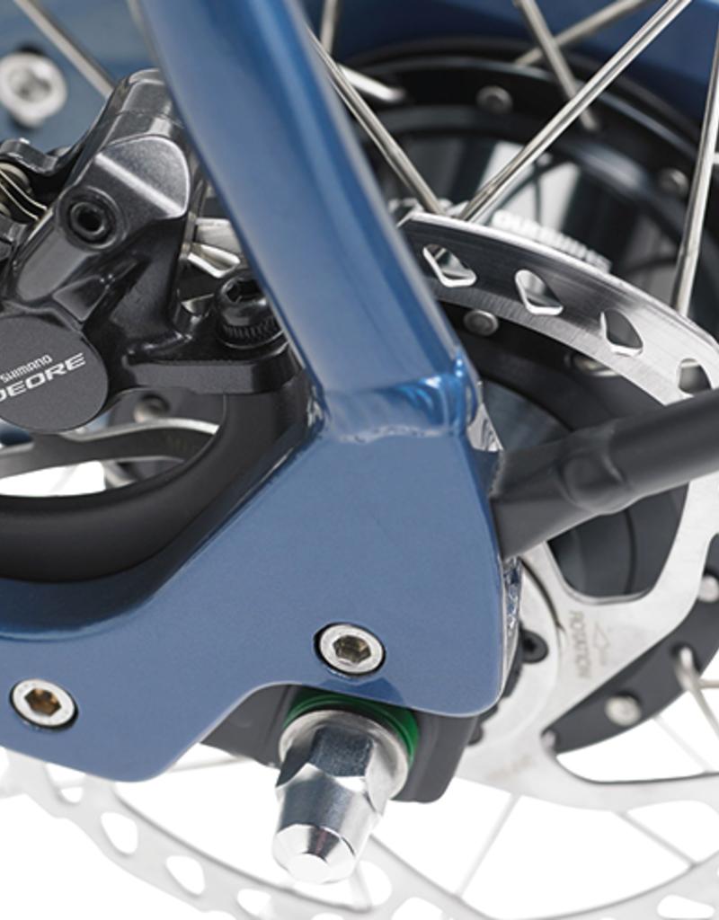 Multicycle Legacy EM Dames lage instap Showmodel