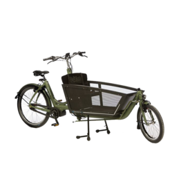 Bakfiets CargoBike Shadow Steps Showmodel