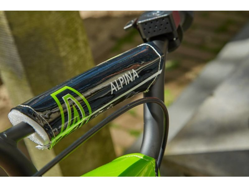 Alpina Comet Apple Green jongensfiets