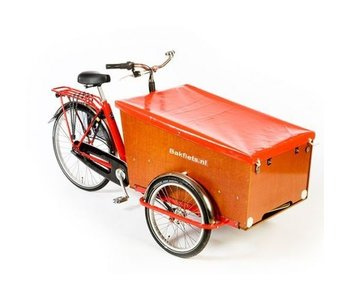 Bakfiets.nl Dekzeil Cargo Trike