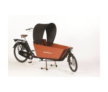 Bakfiets.nl zonne tentje