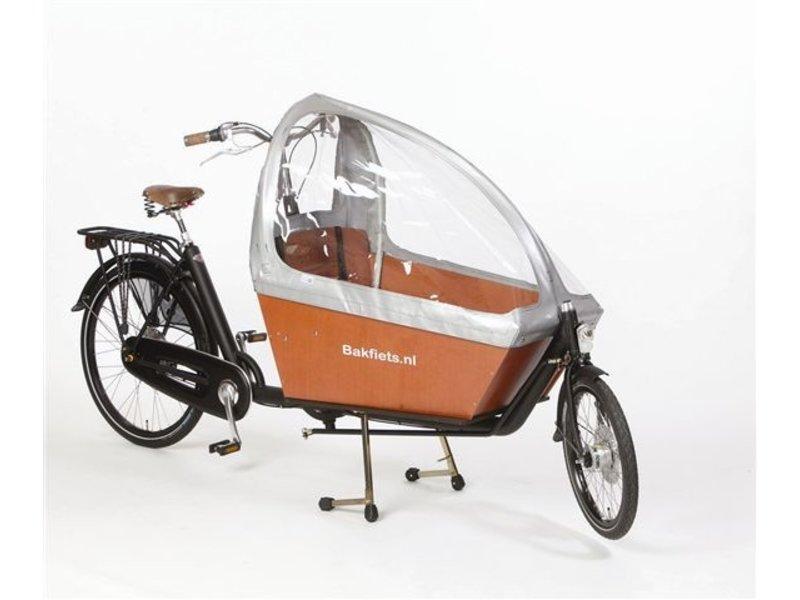 Bakfiets.nl Tent Cargobike Long zonder ritsen diverse kleuren