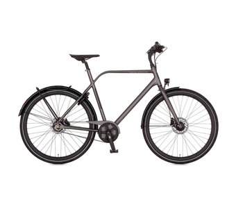 Cortina Mozzo Pro Eclips Black Matt ND11 Belt Fiets herenfiets