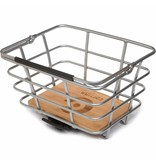 Cortina Seoul Basket metal basket-square
