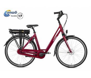 Popal E-volution 28 inch Elektrische fietsen Wine-red