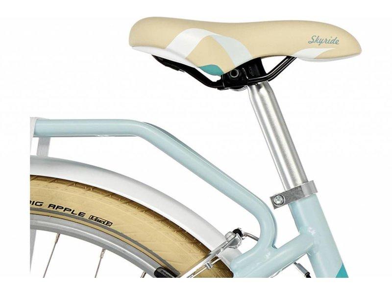 Puky Kinderfiets Skyride 24 inch Aluminium light (City) Blauw 7 versnellingen