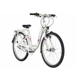Puky Kinderfiets Skyride 24 inch Aluminium light (City) Wit 7 versnellingen