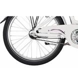 Puky Kinderfiets Skyride 20 inch Aluminium Wit 3 versnellingen