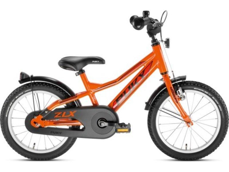Puky Kinderfiets ZLX 16 inch Aluminium oranje