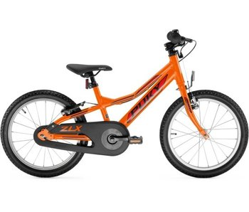 Puky ZLX 18 inch oranje race