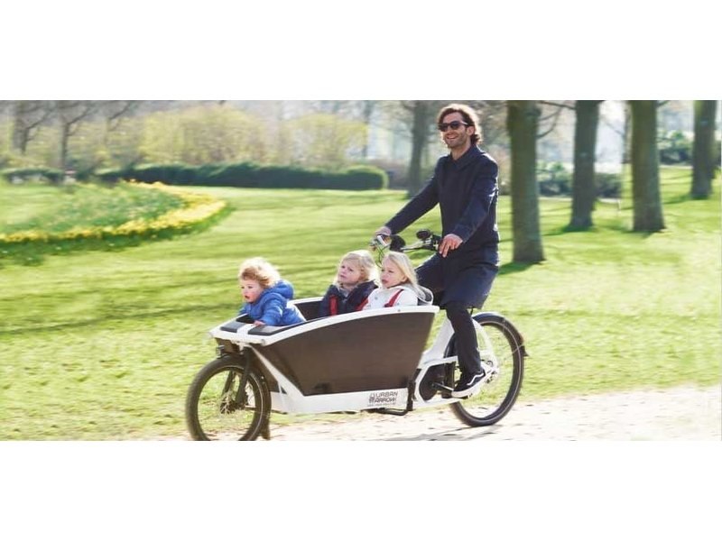 Urban Arrow Family Performance CX Bakfiets