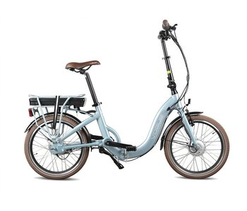 Vogue Vogue E-Bike Ville Blauw