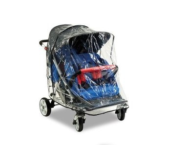 Winther Regenhoes - Winther wandelwagen | 4-persoons | Stroller-4