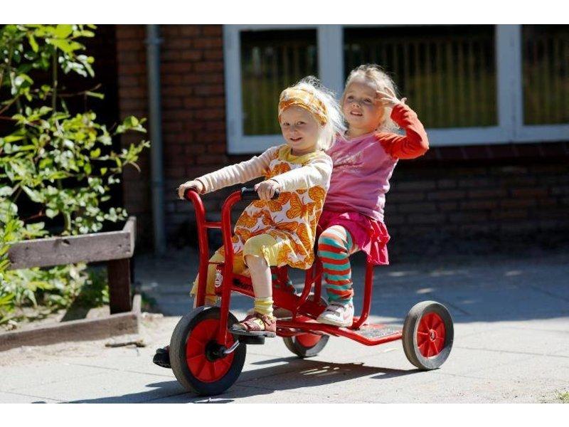 Winther Duo driewieler Taxi