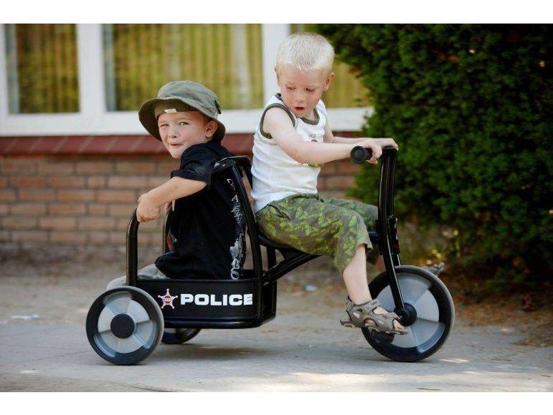 Winther Politie driewieler 522244 AANBIEDING