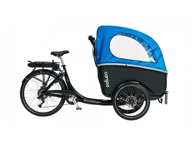 Winther Bikes Cargoo Elektrische Bakfiets