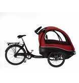 Winther Bikes Kangaroo Luxe Bakfiets