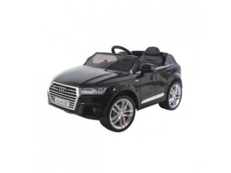 ACCU-AUTO Audi Q7 Zwart Met Afstandsbediening 12V