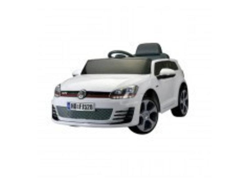 ACCU-AUTO GOLF GTI Wit Met Afstandsbediening 12V