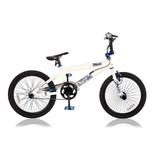 BMX Freestyle Squad n kleur: Wit-Blauw