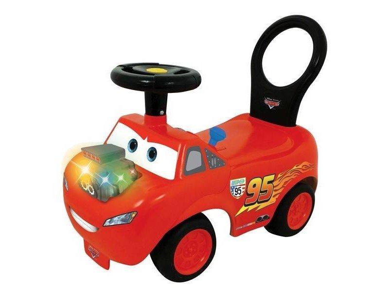 CARS REVVIN' ACTIVITY RIDE-ON